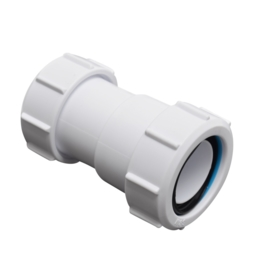 PVC Loodverbinder 5/4x32mm