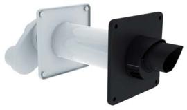 M&G 400453856 Safe-PP Conc. Geveldoorvoer L 640 mm / Ø 80-125 mm.