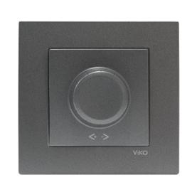 Dimmer (wissel) RL 500W  + dimmerknop 93006440
