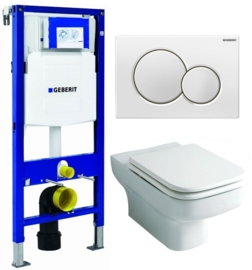 Geberit UP320 Inbouwreservoirset SP320
