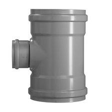 PVC T-stuk 90° Ø160-125 Manchet 3XMM 53394