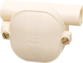 """ABB HAF Topdoos DL 5/8"""" 4209-D"""