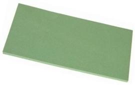 Schuurbord Kunststof Groen