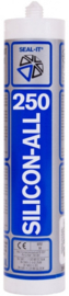 Seal-it 250 Silicon-All 310ml. Transparant