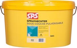SPS Sprayhechter Roze Sneldrogend 15 kg