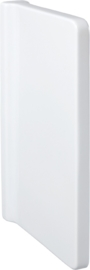 Creavit TP680 Urinoir tussenschot 4cm