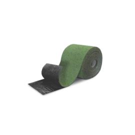 SIMSELF GREEN 15CM 10mtr Zelfklevende randstrook 1,5mm