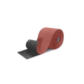 SIMSELF RED 15CM 10mtr Zelfklevende randstrook 1,5mm