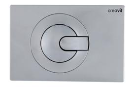 Creavit GP5004.00 Bedieningspaneel POWER GLANS CHROOM