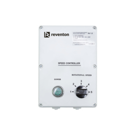 Reventon Regelpaneel HC 3.0A