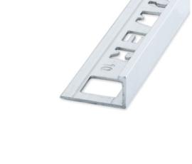 ELTEX Recht Alu Mat Zilver 6 x 2700mm OX-E210710127 Tegelprofiel