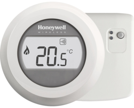 Honeywell Round Draadloos ON/OFF Pakket Y87RF2012