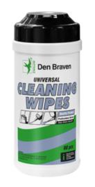 Zwaluw DB 211471 Cleaning Wipes (80x)