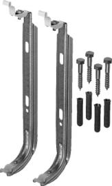 J-beugel 30cm (2 stuks)