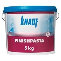 Knauf Finishpasta 5 KG WIT
