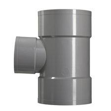 PVC Lijm T-stuk Ø50x40 mm 3XM 90° 54832