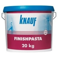Knauf Finishpasta 20 KG WIT