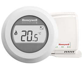 Honeywell Round Connected Modulation Pakket Y87C2004