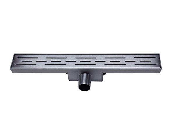Titan 150S RVS Drain / Douchegoot 150 cm (BODY) Zij-uitlaat