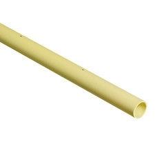 """MAKU Elektrabuis PVC Crème 5/8"""" x 4 m. 57059"""