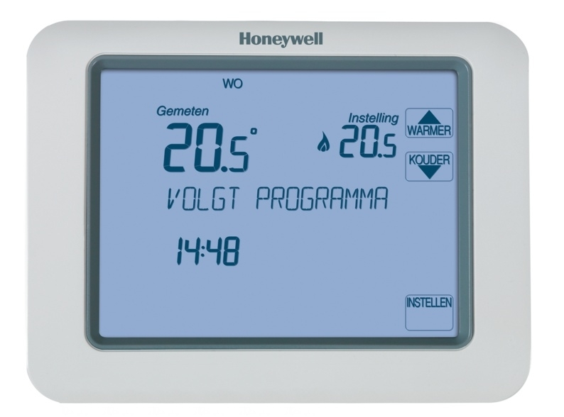 Honeywell Chronotherm Touch ON/OFF Klokthermostaat TH8200G1004