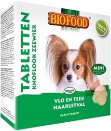 Biofood Anti Vlo (parasieten) Zeewiersnoepjes kleine hond/puppy's