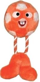 Boon Pluche Voetballer met floss 32 cm