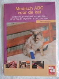 Boek Medische ABC voor de Kat (EHBO)