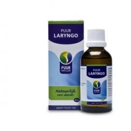 Puur Laryngo, bij hoest, 50 ml