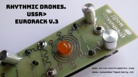 Rhythmic drones.   eurorack v.2