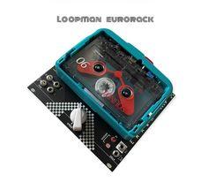 Loopman   blueberry eurorack