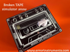 Broken TAPE  simulator .snow