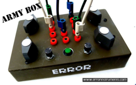 ERROR BOX  [ ARMY USSR }