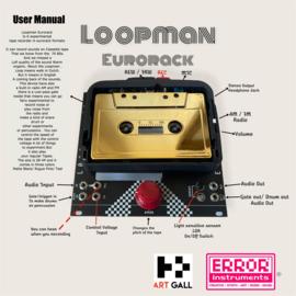 LOOPMAN eurorack black