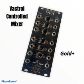 Vactrol control mixer gold+