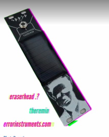 eraserhead theremin black