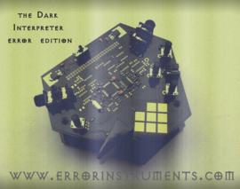 The Dark Interpreter     special   error,s editions