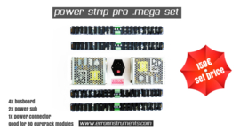 POWER STRIP pro    MEGA SET