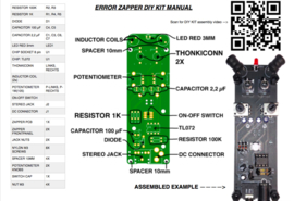 ERROR ZAPPER DIY KIT