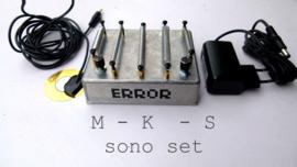 SONO SET  M K S micro / karp / spring