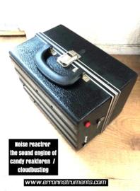 NOISE REACTOR CASE !    FULL modular synthesiser