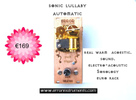 sonic lullaby automatic !