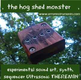 The Hog Shed Monster