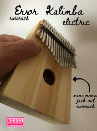 electric  KALIMBA   for eurorack or normal