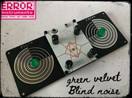 BLIND NOISE  green velvet