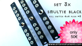 smultie black 3x set price