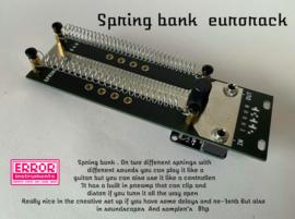 Spring bank eurorack