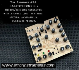 The Arpopone  eurorack !