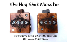 The Hog Shed Monster