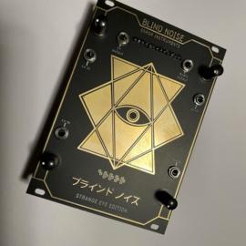 Strange eye Blind noise gold